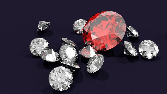 ruby gemstone jewellery