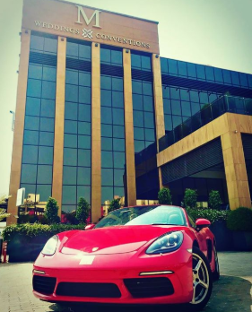 Porche at Mconventions