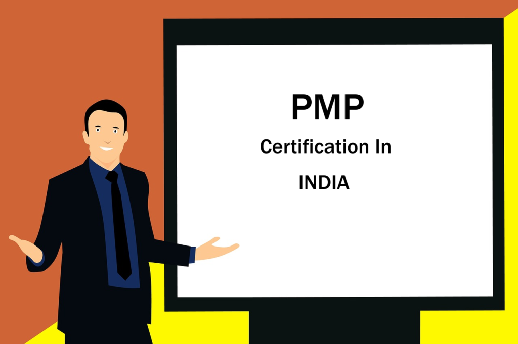 PMP certification India