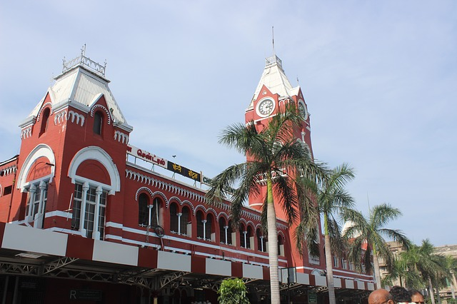 pmptraining in chennai station