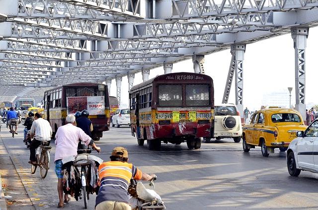 kolkata bridge pmp