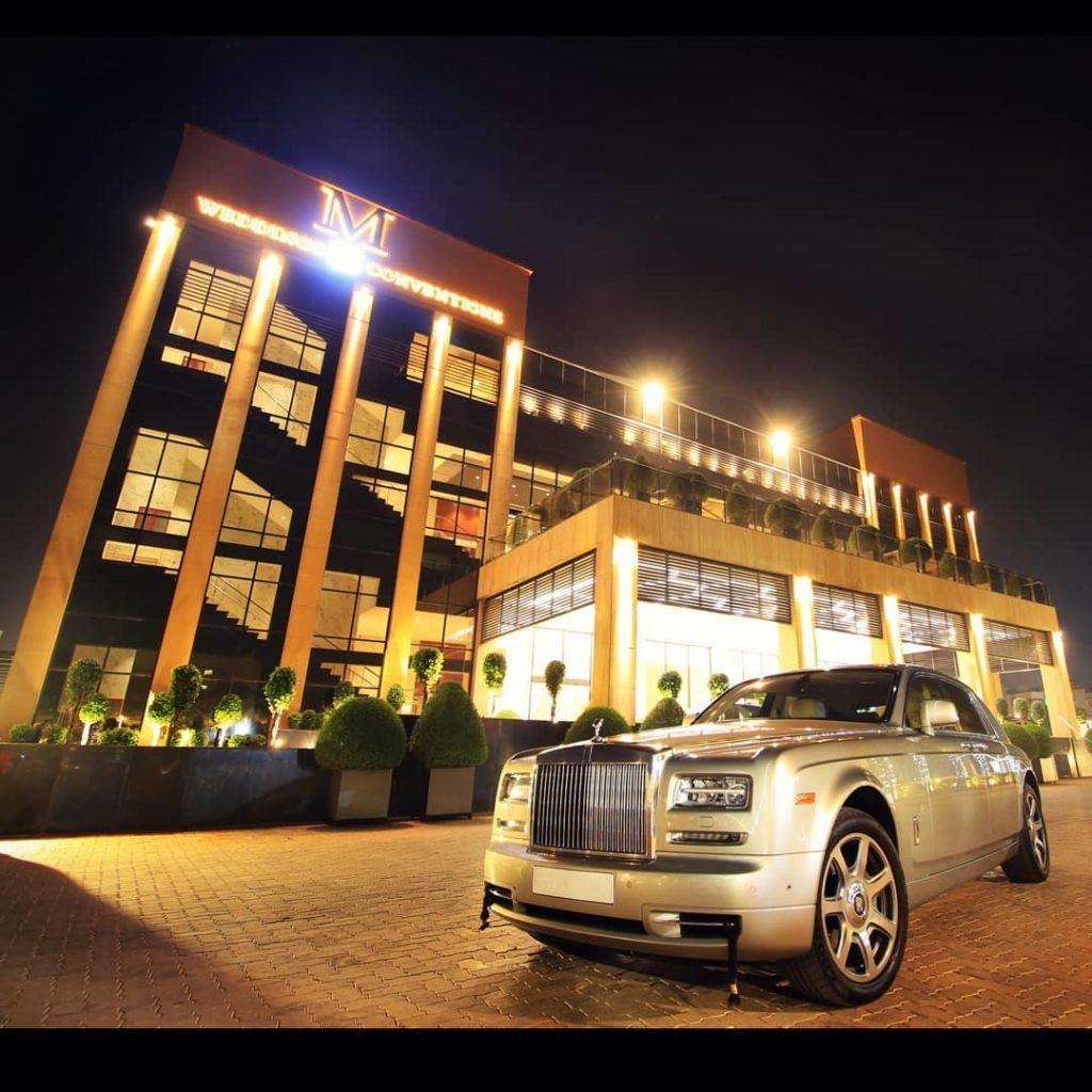 luxurious convention center chennai