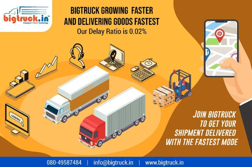 advantages of online truck booking